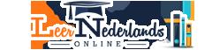 Learn Dutch Blended Footer Logo